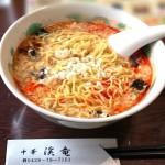 御岳でおいしい中華といえば「中華渓竜」