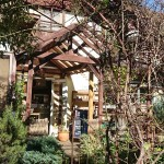 ランチはボリューム満点、つい長居したくなるカフェ「カフェ・アイムホーム」